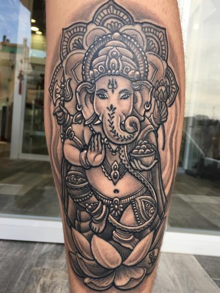 Elefante dios indio