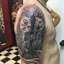 Reloj y muerte